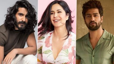 Vicky Kaushal and Katrina Kaif Are in a Relationship, Confirms Harsh Varrdhan Kapoor (Watch Video)
