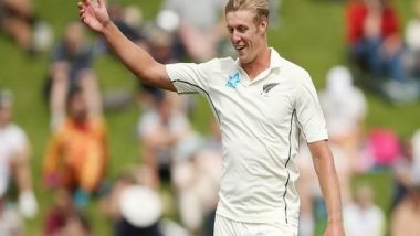 Sports News | New Zealand Pacer Kyle Jamieson to Join Surrey After WTC Final