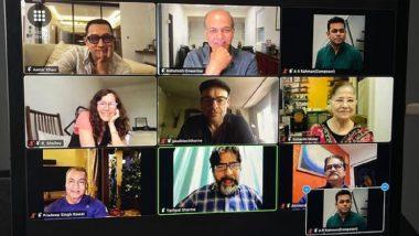 20 Years Of Lagaan: Aamir Khan, AR Rahman, Paul Blackthorne, Rachel Shelly Celebrate With A Virtual Reunion (View Pic)