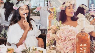 Lisa Haydon Shares Pictures From Her Baby Shower and They Are Damn Pretty!