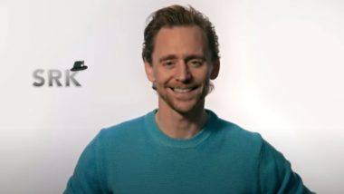 Loki Star Tom Hiddleston Is a Huge Shah Rukh Khan Fan and This Video Proves It All!