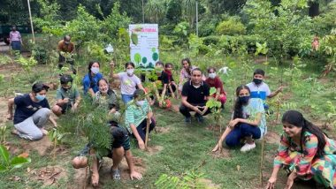 Punjab: Children Create 'Micro Oxygen Chamber' By Planting 750 Sapling in Ludhiana