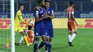 Sports News   ISL: Forward Rahim Ali Signs Two-year Contract Extension with Chennaiyin FC