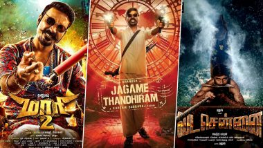 Jagame Thandhiram: Before Suruli, 5 Other Roles of Dhanush Where He Was a Gangster!