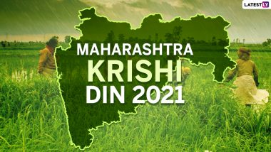 Maharashtra Krishi Din 2021 Marathi Greetings: Best Quotes, Wishes, HD Images, Wallpapers, WhatsApp Messages and SMS to Celebrate Farmers and Their Significant Contribution