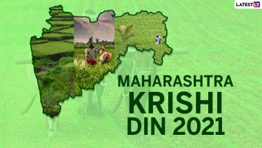 Maharashtra Krishi Din 2021: Date, History & Significance of The Day To Commemorate The Birth Anniversary of Vasantrao Naik, the Father of Green Revolution