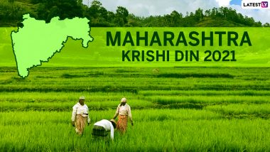 Maharashtra Krishi Din 2021 Images & HD Wallpapers for Free Download Online: Wish Happy Maharashtra Agriculture Day With Facebook Messages and WhatsApp Greetings