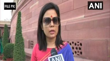 TMC MP Mahua Moitra Calls West Bengal Governor Jagdeep Dhankhar 'Uncle-Ji', Says His Kin Appointed as Officer on Special Duty