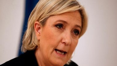 World News | Marine Le Pen's Far-right Party Suffers Major Setback in France's Regional Polls