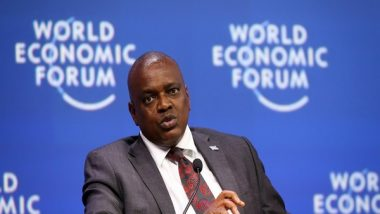 World News | Botswana President Receives First Injection of Pfizer COVID-19 Vaccine