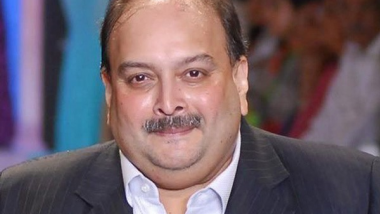 World News | ED Likely to Name Wife of Mehul Choksi in Supplementary Chargesheet
