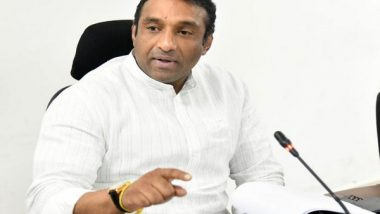 Andhra Pradesh Records 1.58% Growth Rate Despite COVID-19 Pandemic, Says Industries Minister Goutham Reddy