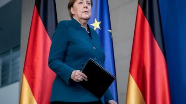 World News   Merkel's Party Streaks Ahead in State Election: Exit Poll