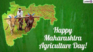 Maharashtra Krishi Din 2021 Messages: Farming Wishes, Images, and Greetings to Share on Agriculture Day
