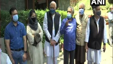 Jammu and Kashmir: Gupkar Alliance Leaders Agree to Attend PM Narendra Modi Meet But Remain Rigid on Article 370, 35A