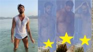 Michele Morrone Naked Photos Go Viral! 365 Days Actor Shoots for Shower Scene in Sequel, Strips Down To Flaunt His Manhood in Uncensored Pics