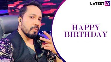 Mika Singh Birthday: 5 Times the Ace Singer Lent His Voice to Salman Khan's 'Dhinka Chika' Songs!