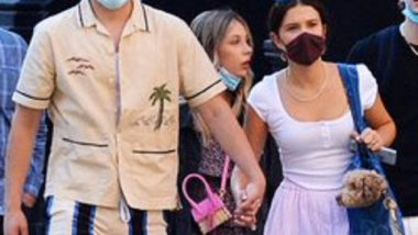 Stranger Things Actress Millie Bobby Brown Spotted Walking Hand in Hand With Jon Bon Jovi's Son Jake Bongiovi (View Pics)