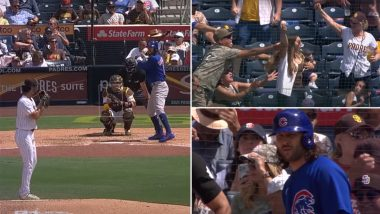 Viral Video: Woman Catches Foul Ball Holding Her Baby in One Hand, Leaves Everyone In Awe Including New Mom Anushka Sharma