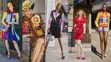 Moschino Resort 22 Collection Include Hotdogs, Hamburgers and Netizens Are Eating It Up ( See pics)