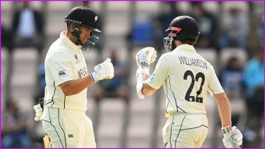 New Zealand Are World Test Champions, Beat India in WTC 2019-21 Final by 8 Wickets to Win the Inaugural Edition of the Tournament