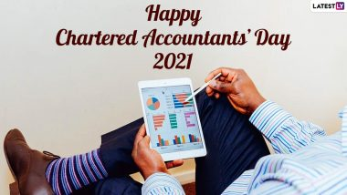 Chartered Accountants' Day 2021 Images & HD Wallpapers for Free Download Online: Wish Happy CA Day With Greetings, Messages and Quotes to Your CA!
