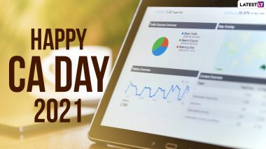 Happy Chartered Accountants' Day 2021 Greetings: Latest Wishes, Quotes, WhatsApp Messages, HD Images and Wallpapers to Celebrate National CA Day on July 1