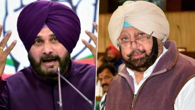 Capt Amarinder Singh to Remain Punjab Chief Minister With Navjot Singh Sidhu Likely as Deputy CM: Sources