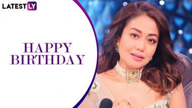 Neha Kakkar Birthday: Second Hand Jawaani, Kala Chashma, Dilbar – 5 Hit Songs of the Singer That'll Instantly Make You Groove!