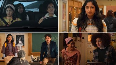 Never Have I Ever Season 2 Trailer: Maitreyi Ramakrishnan's Netflix Series Puts Devi Again in. Romantic Dilemma, Facing a New Rival! (Watch Video)