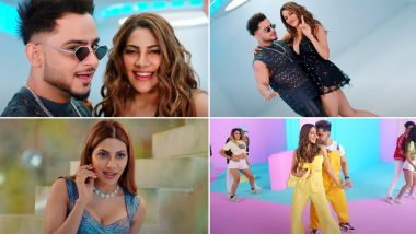Shanti Teaser: Nikki Tamboli Is Sassy, Sexy and Stunning in This Fun Song by Millind Gaba (Watch Video)