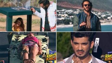 Khatron Ke Khiladi 11: Nikki Tamboli Faces Her Fears, Yells and Cries In The Latest Promo (Watch Video)