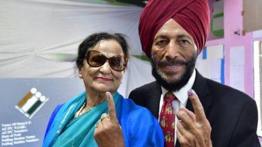 Nirmal Kaur, Legendary Sprinter Milkha Singh's Wife, Dies Due to COVID-19 Related Complications