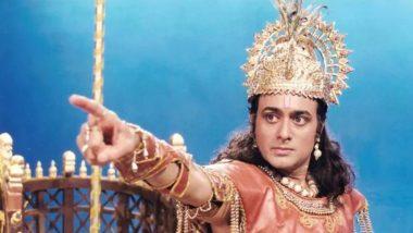 Nitish Bharadwaj Birthday Special: Here's How the Actor Got Finalised To Play Lord Krishna in Mahabharat!