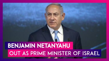 Israel: Benjamin Netanyahu Out As Prime Minister, 8 Parties Including Naftali Bennett's To Form New Govt