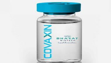 World News | Bharat Biotech's US Partner, Ocugen to Apply for Full Approval for Covaxin