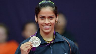International Olympic Day: Saina Nehwal Shares Throwback Picture of 2012 London Olympics Bronze Medal