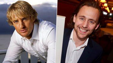 Jimmy Kimmel Live: Owen Wilson Reacts to Tom Hiddleston's Impression of Him
