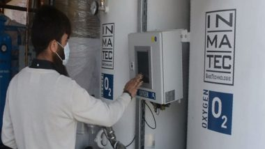 Prices of Oxygen Concentrators Down by 54% After Govt Caps Trade Margins