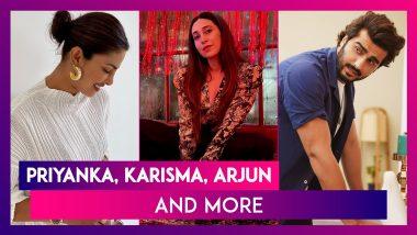Priyanka Chopra Celebrated Mom's Birthday At Sona, Karisma Kapoor, Arjun Kapoor Ring In Birthday Over Weekend