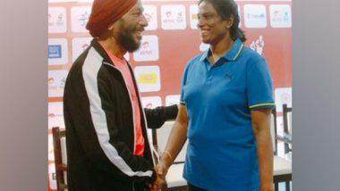 PT Usha Condoles Demise of Legendary Milkha Singh, Says 'It is Like a Shock For Me'