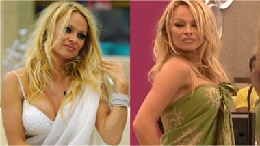 Pamela Anderson Birthday Special: When the Baywatch Babe Danced to 'Dhak Dhak' Song on Bigg Boss 4 (Watch Video)