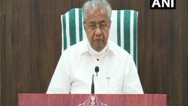 Kerala CM Pinarayi Vijayan Says 'Efforts On To Bridge Digital Divide Among Students'