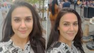 Preity Zinta Steps Outside After a Really Long Time, Expresses Her Excitement of Finally Enjoying the Weekend the Right Way (Watch Video)