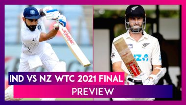 IND vs NZ WTC 2021 Final Preview & Playing XIs: India, New Zealand Eye Historic Win