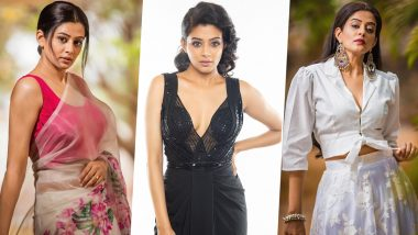 Priyamani Birthday: 7 Pictures From The Family Man 2 Actress' Instagram That Spell Grace and Glamour in One Breath!