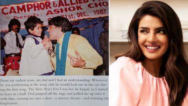 Priyanka Chopra Jonas Remembers Her Dad Dr Ashok Chopra on His Death Anniversary, Shares a Throwback Picture!