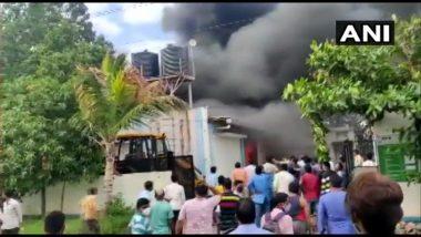 Pune Chemical Factory Fire: 12 Dead, 5 Missing; PM Narendra Modi Announces Rs 2 Lakh Ex-Gratia for Kin of Deceased