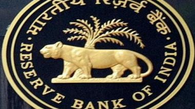 Business News | RBI Extends Risk-based Internal Audit Norms to HFCs