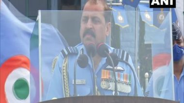 India News | Talks Are on for Next Round over Situation at Eastern Ladakh: Chief Air Marshal RKS Bhadauria